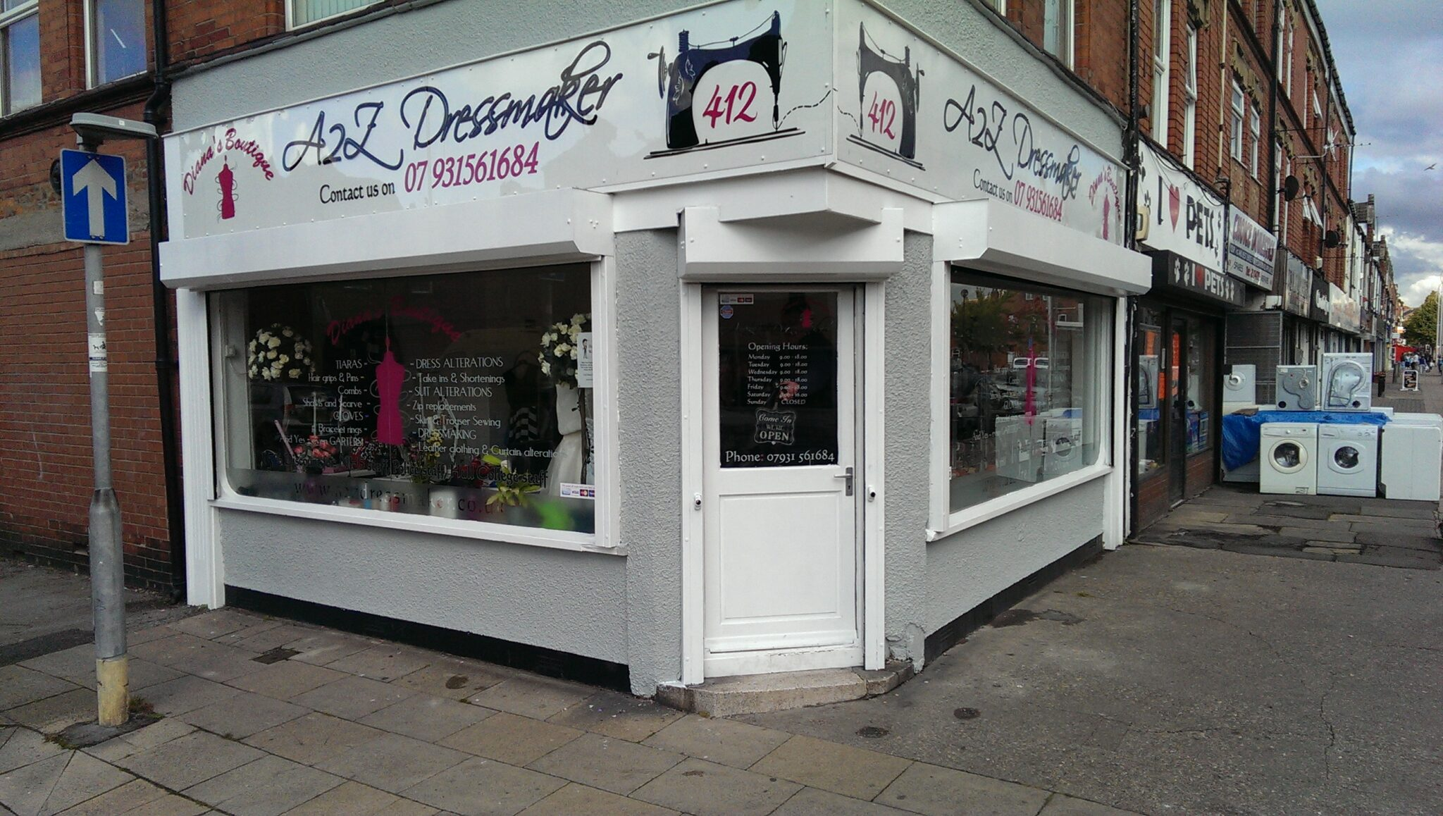 Diana's Boutique, Hull, East Yorkshire